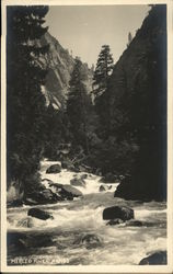 Merced River Rapids