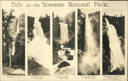 Views of Several Falls