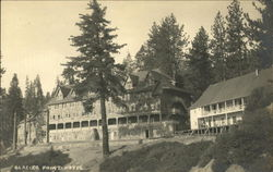 Glacier Point Hotel, Yosemite