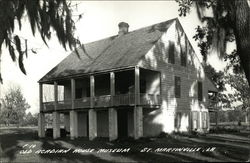 Old Acadian House Museum