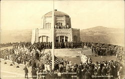 Dedication of Vista House