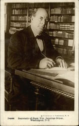 Secretary-of-State, Wm. Jennings Bryan