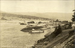 Cascade Locks, Columbus River Highway