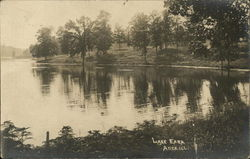 Lake Eara Postcard