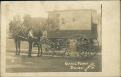 Clarks Prompt Delivery Wagon