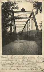 Iron Bridge of Breakabeen