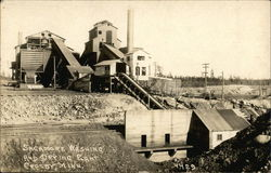 Sagamore Washing and Drying Plant