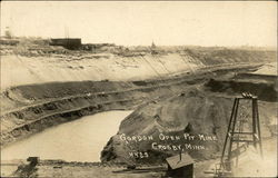 Gordon Open Pit Mine