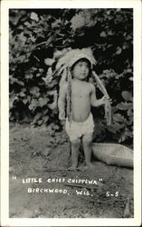 """Little Chief Chippewa"""