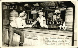 The Silver Dollar Bar, Ghost Town