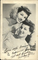 The Hickory Sisters - Autographed