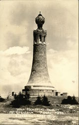 War Memorial Beacon, Mt. Greylock