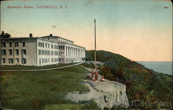 Mountain House Palenville New York