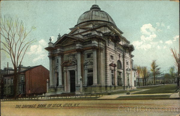 The Savings Bank of Utica New York