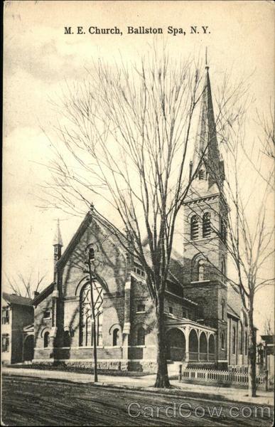 Church Ballston Spa Ny