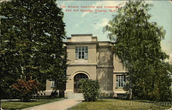 The Albany Institute and Historical and Art Society New York