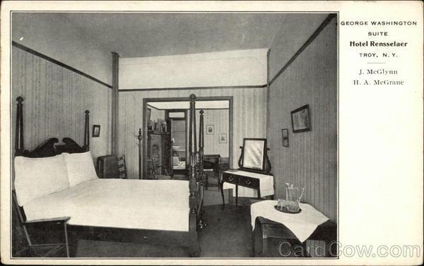 George Washington Suite Hotel Rensselaer Troy New York