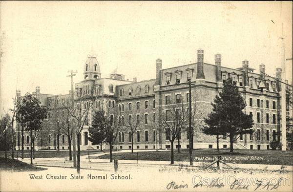 West Chester State Normal School Pennsylvania