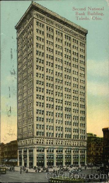second national bank celina ohio