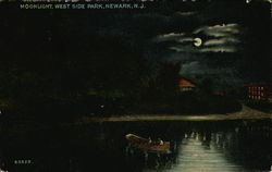 West Side Park - Moonlight