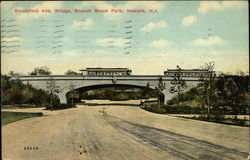 Bloomfield Avenue Bridge, Branch Brook Park