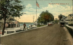 The River Road Postcard