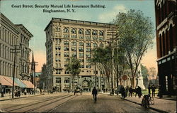 Court Street - Security Mutual Life Insurance Building