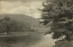 View of the Delaware