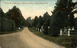 Laurel Grove Cemetery - Entrance