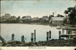 Old Wharves