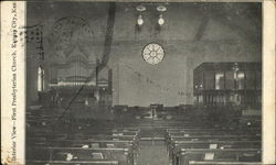 Interior View - First Presbyterian Church