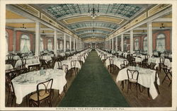 Dining Room, the Belleview