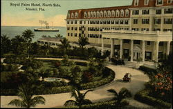 Royal Palm Hotel, North Side