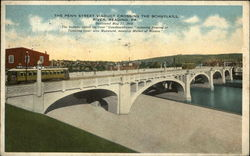 Penn Street Viaduct Crossing The Schuylkill River
