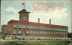 The 20th Century Tooth Factory