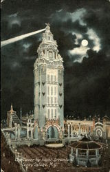 The Tower by Night, Dreamland