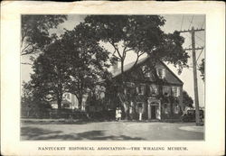 Nantucket Historical Association, The Whaling Museum