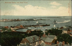 Nantucket Harbor and Brandt Point
