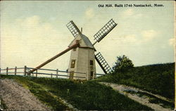 Old Mill, Built 1746