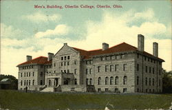 Men's Building, Oberlin College