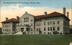 The Men's Building, Oberlin College