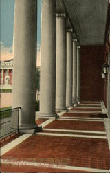 Colonnade Front, Academic Building, Ward Belmont