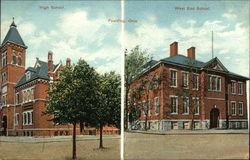 High School and West End School
