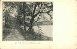 On the Island, Copake Lake