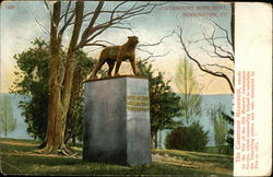 The Catamount Monument