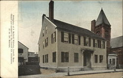 Birthplace of J. McNeill Whistler