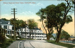 Willow Road and Hotel Tudor