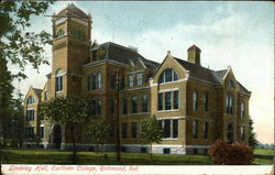 Earlham College - Lindeley Hall