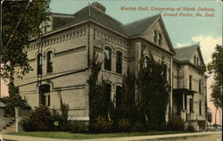 University of North Dakota - Machie Hall