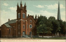 Congregational and Presbyterian Churches